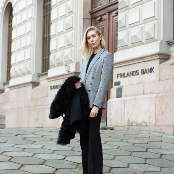 Style Plaza Kappahl Bleiseri Nordic Blogger 3 1
