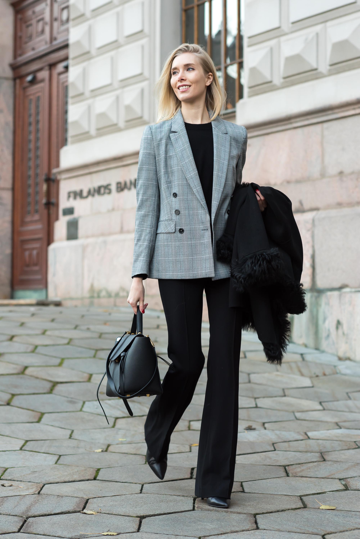 Style Plaza Kappahl Bleiseri Nordic Blogger 6