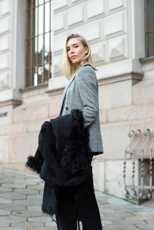 Style Plaza Kappahl Bleiseri Nordic Blogger 7