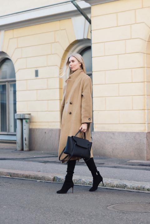Style Plaza Nordic Fashionblog Camel Coat15