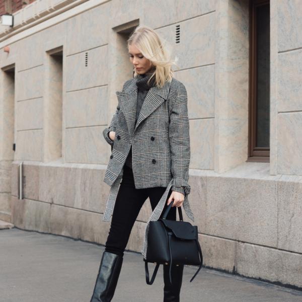 Style Plaza Selected Femme Coat1