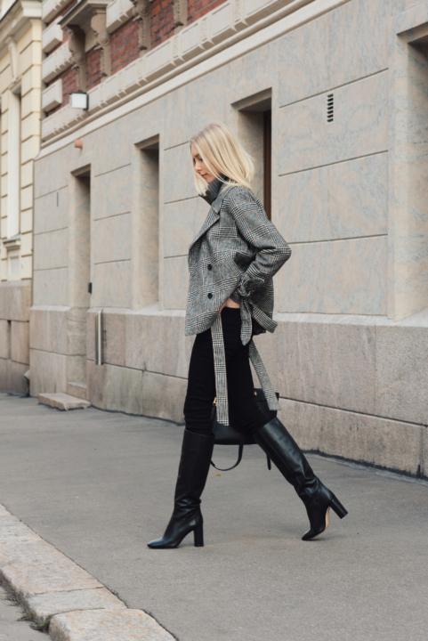 Style Plaza Selected Femme Coat3