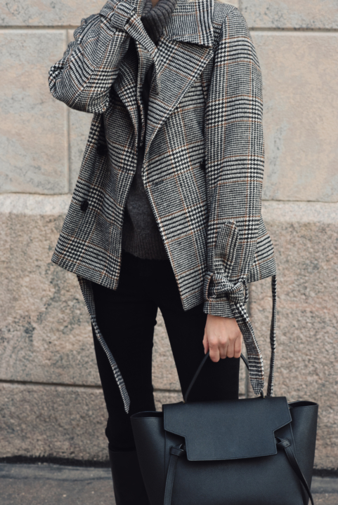 Style Plaza Selected Femme Coat4