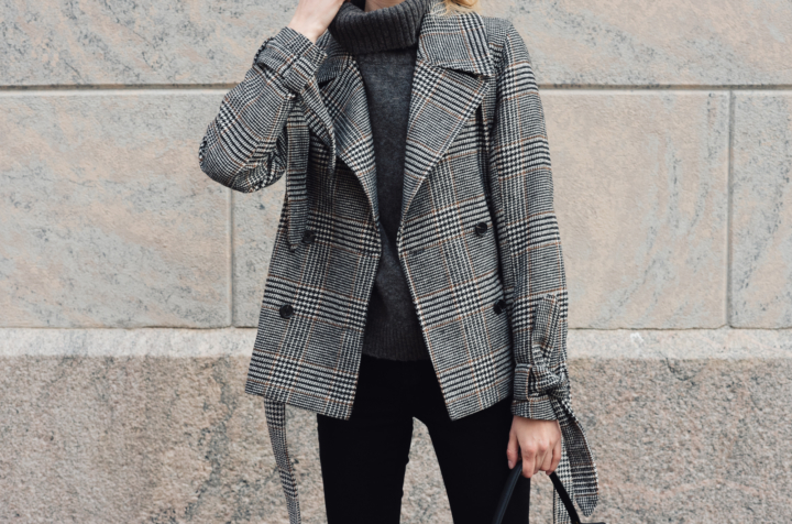 Style Plaza Selected Femme Coat5