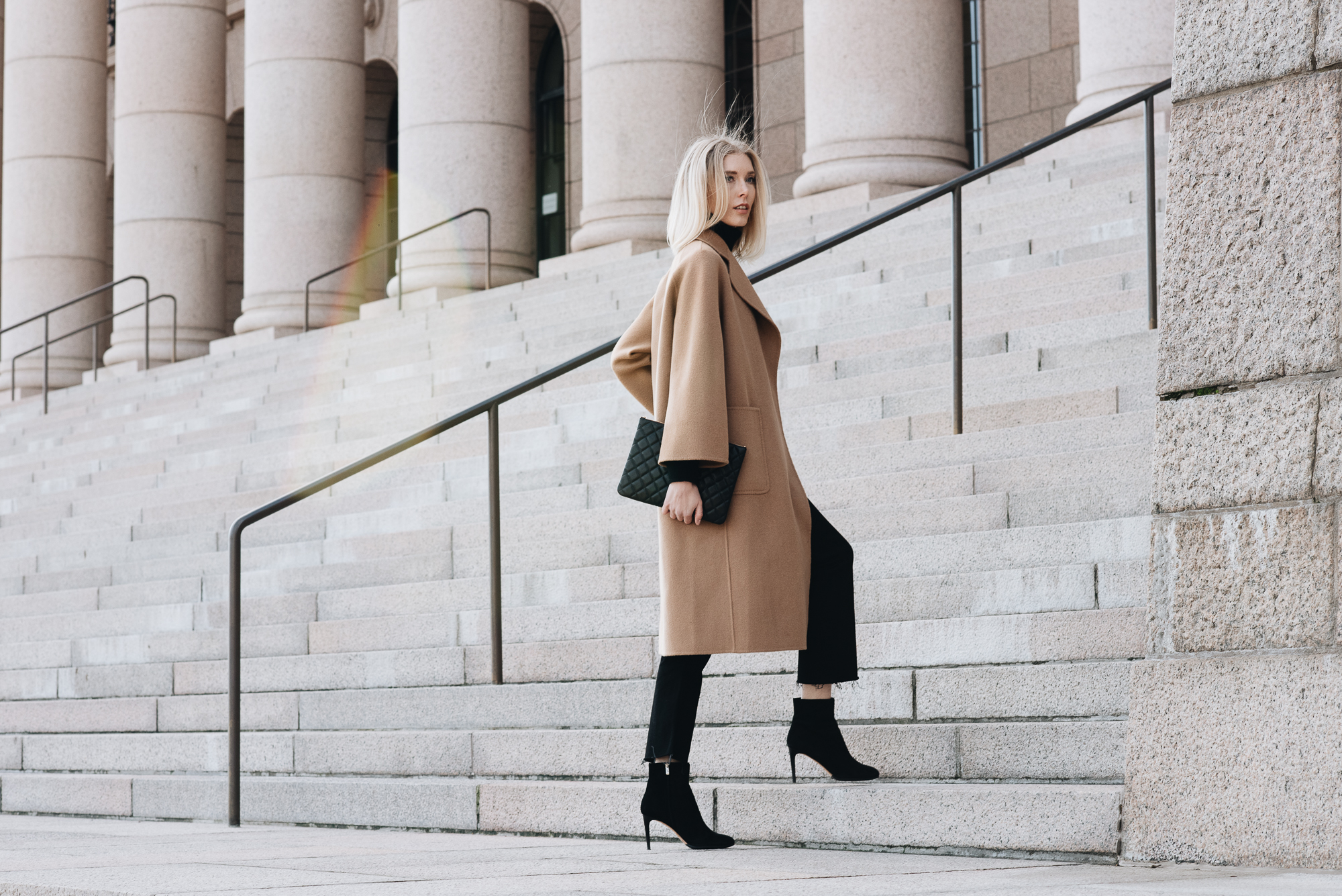 Style Plaza The Curated Camel Coat10