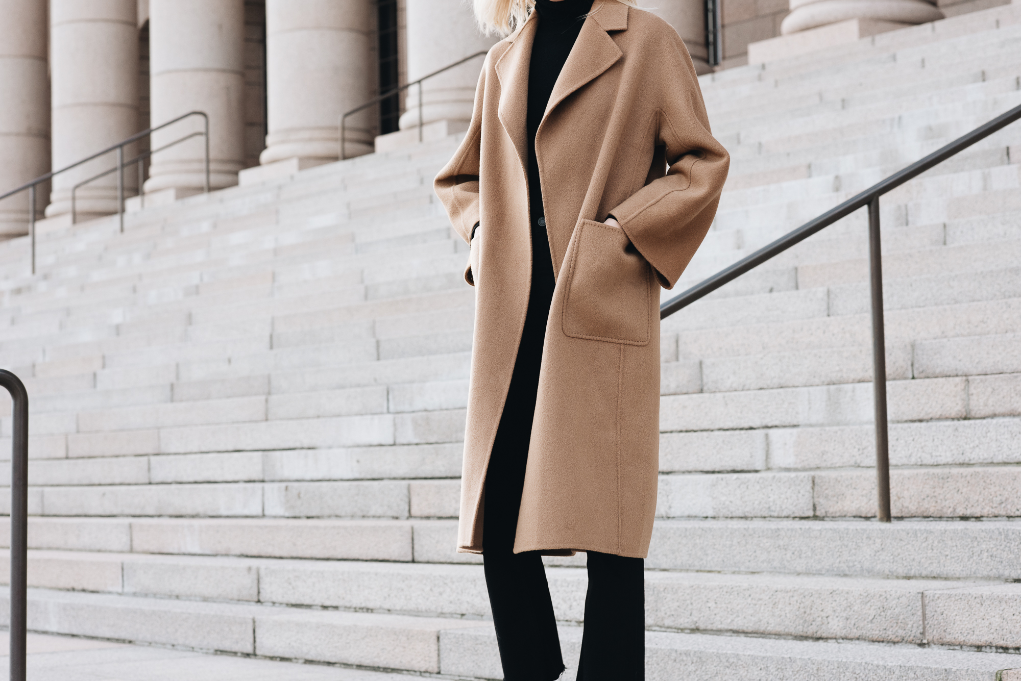 Style Plaza The Curated Camel Coat16