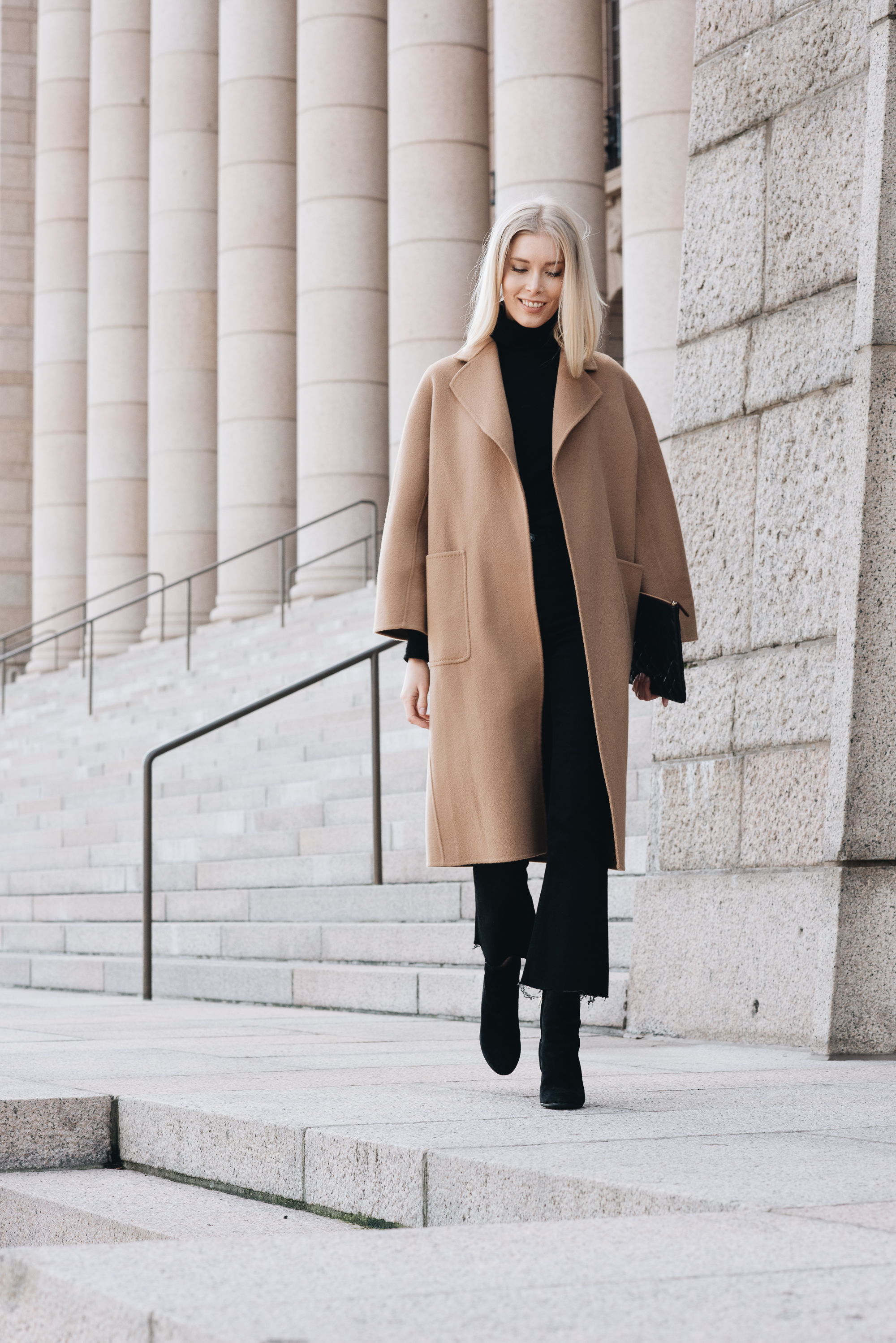 Style Plaza The Curated Camel Coat5
