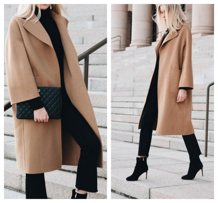 Style Plaza Shopthecurated Camel Coat2