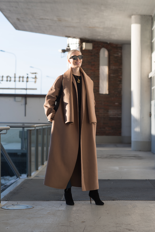 Vicolo Coat Nordic Blogger Style Plaza1