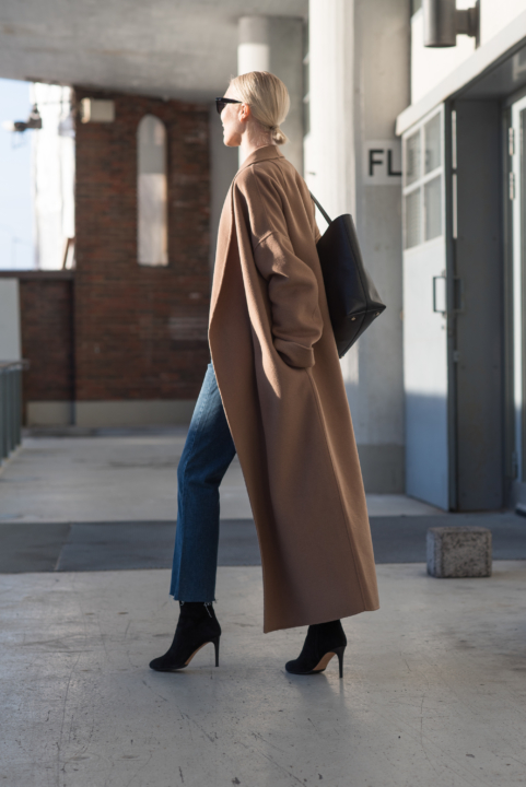 Vicolo Coat Nordic Blogger Style Plaza13