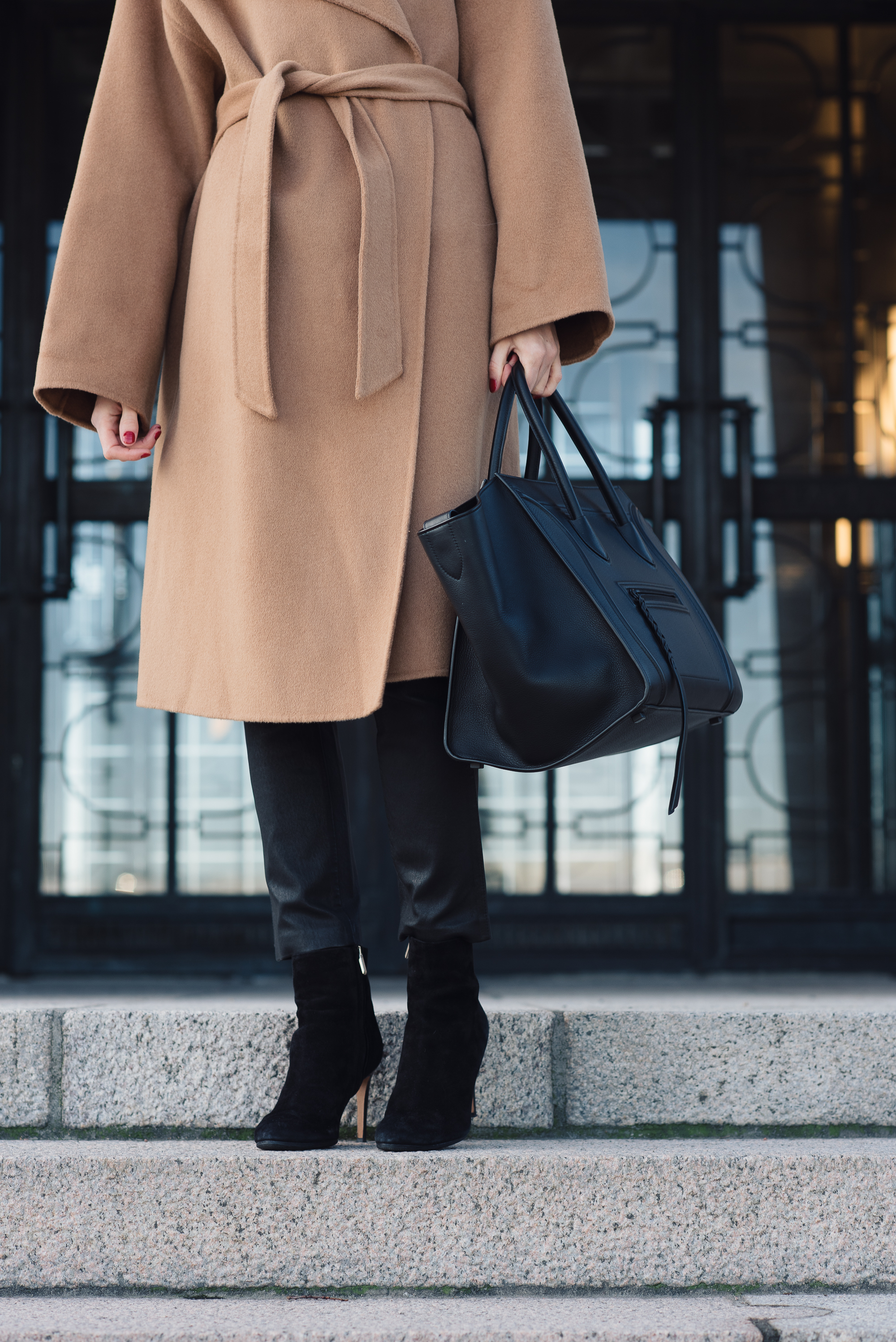 Style Plaza Curated Wrap Coat10