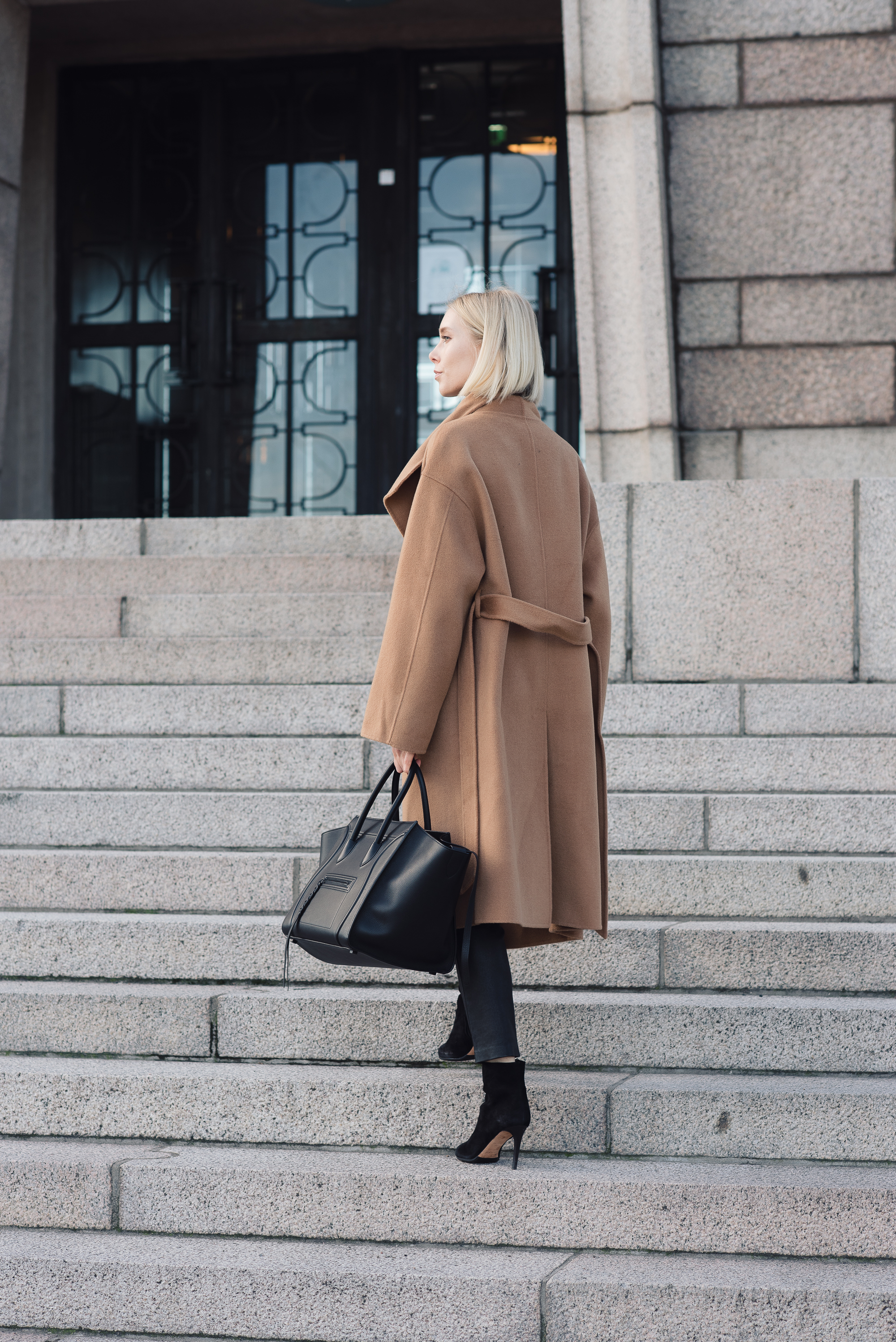 Style Plaza Curated Wrap Coat38