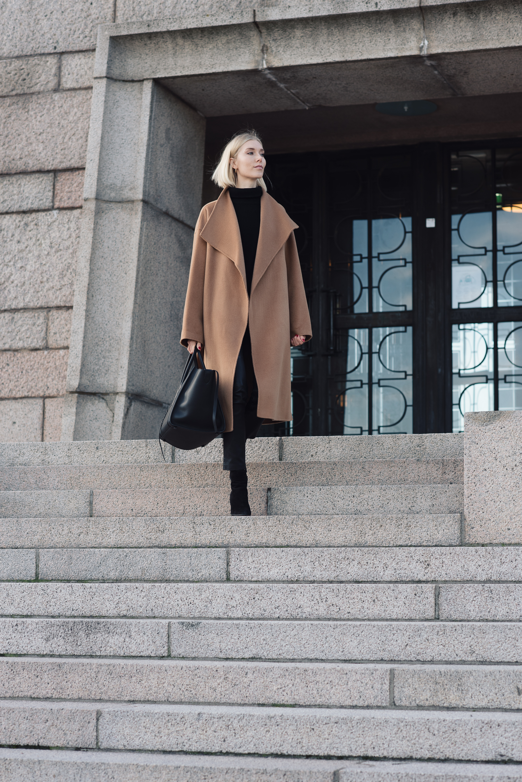Style Plaza Curated Wrap Coat40