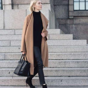 Style Plaza Curated Wrap Coat46