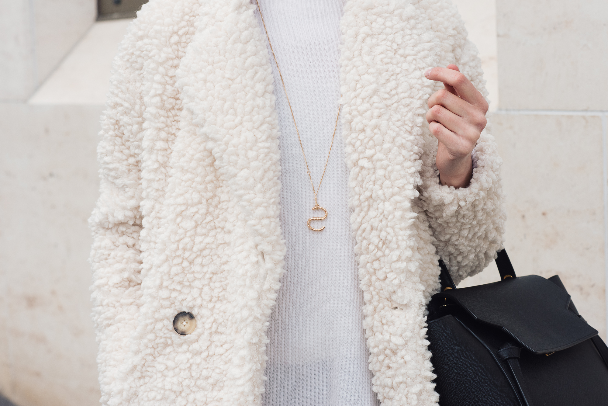 Style Plaza White Coat Outfit12