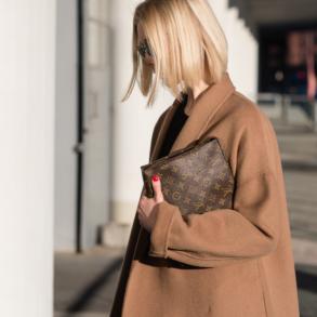 Style Plaza Camel Coat 20