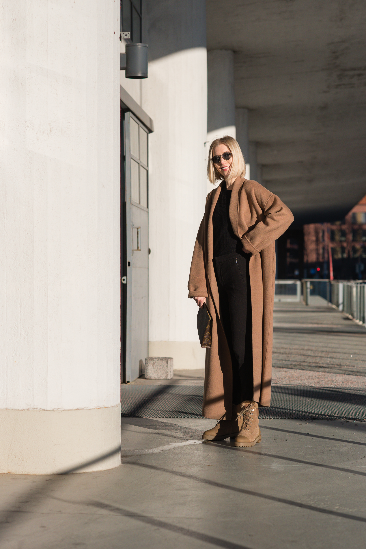 Style Plaza Camel Coat 6