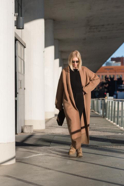 Style Plaza Camel Coat 7