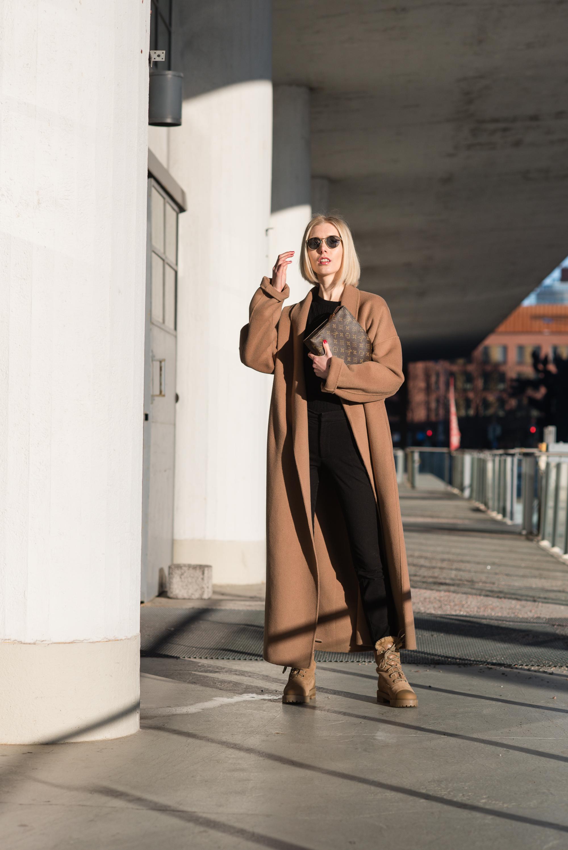 Style Plaza Camel Coat 9