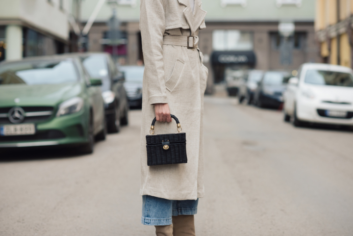 Style Plaza Linen Trench44