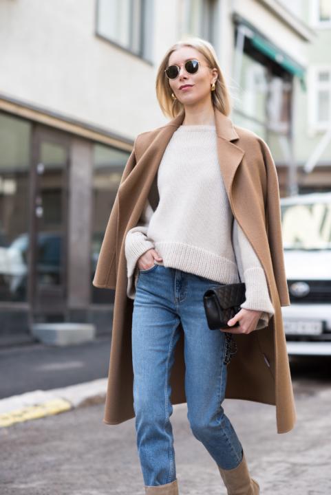 Style Plaza Soft Coat Knit13