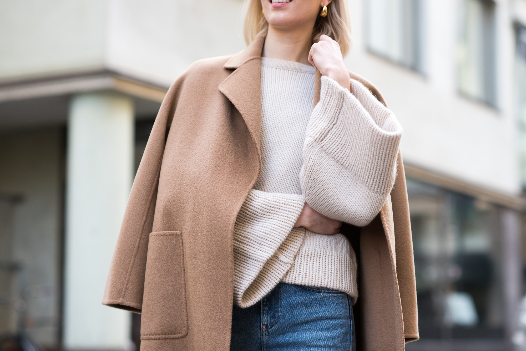 Style Plaza Soft Coat Knit17