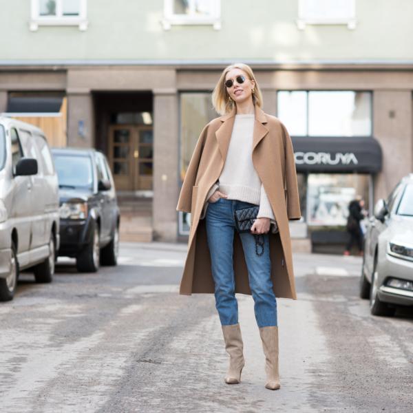 Style Plaza Soft Coat Knit38