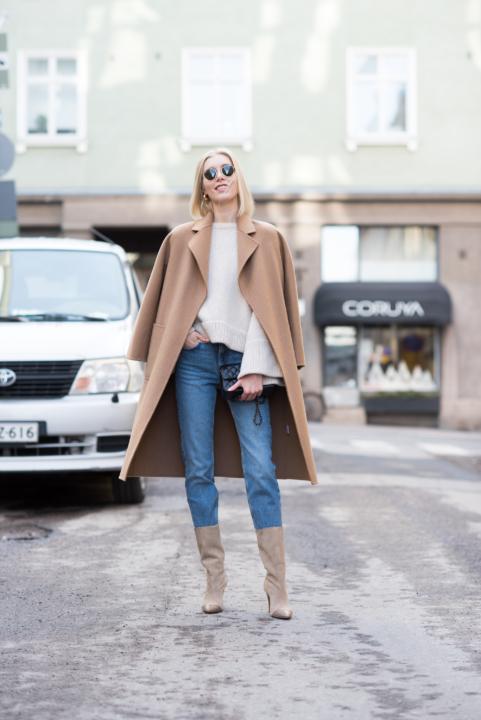 Style Plaza Soft Coat Knit39