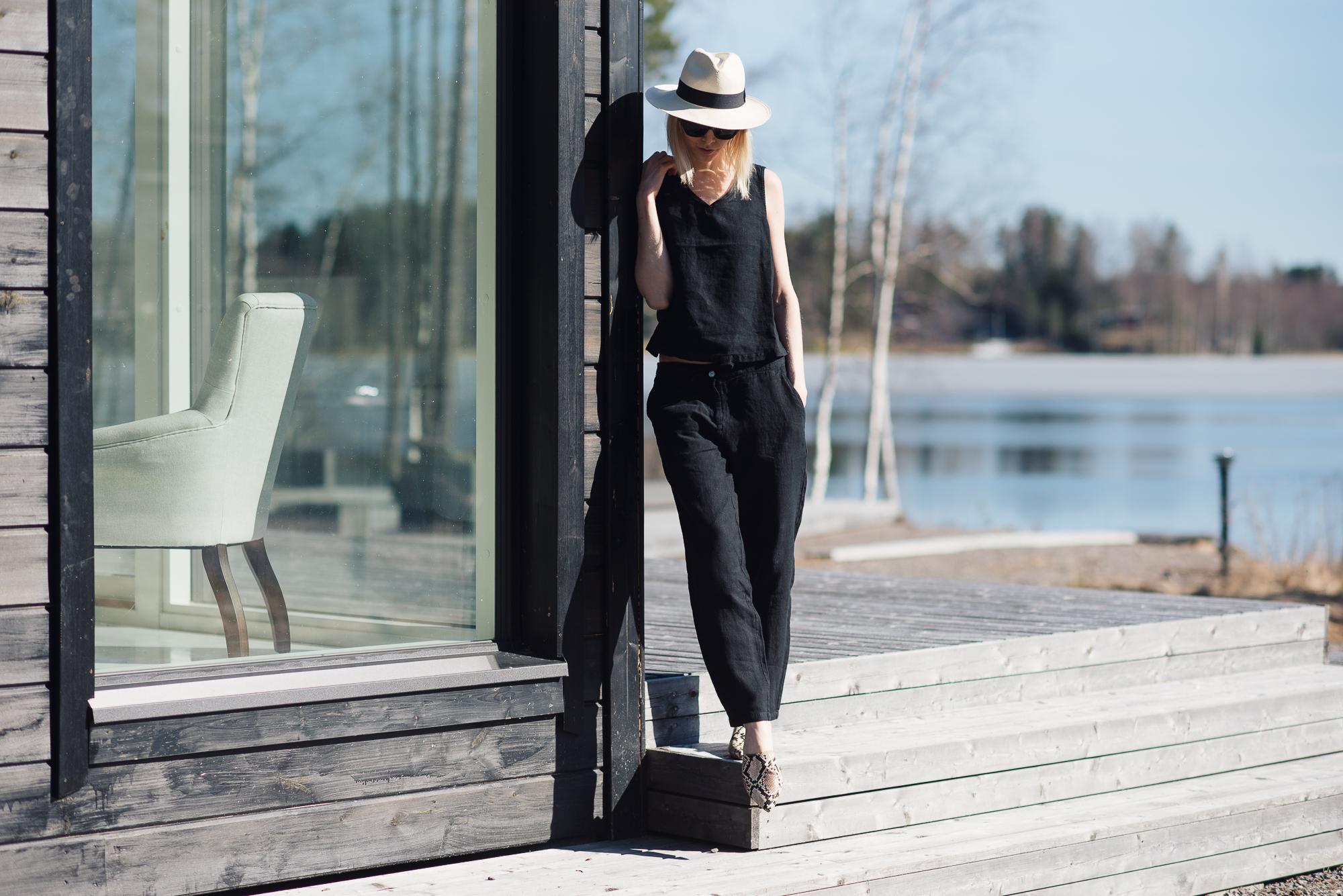 Style Plaza Balmuir Linen 8