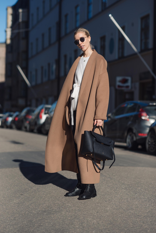 Style Plaza Camel Coat 1