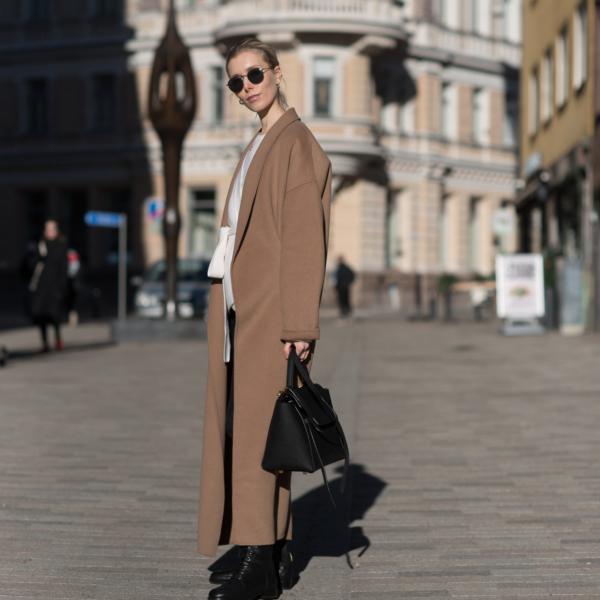 Style Plaza Camel Coat 22