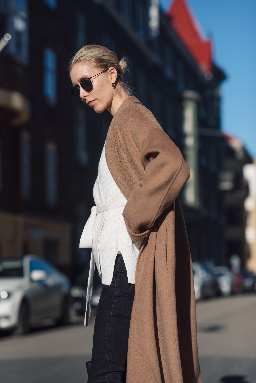 Style Plaza Camel Coat 8