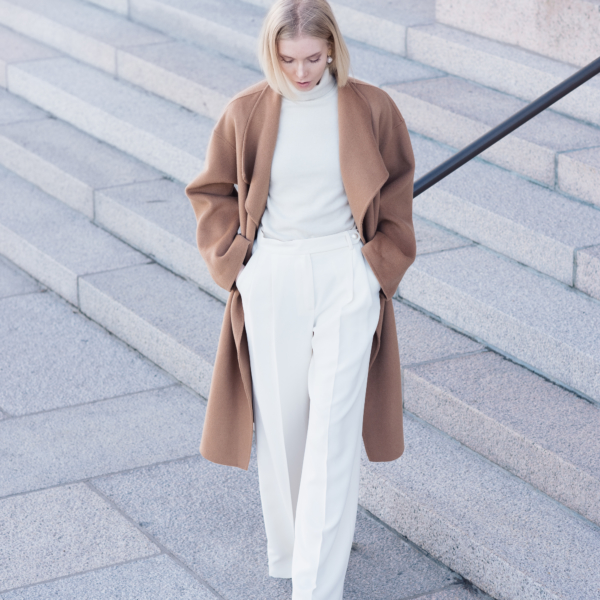 Style Plaza The Curated Camel Coat11
