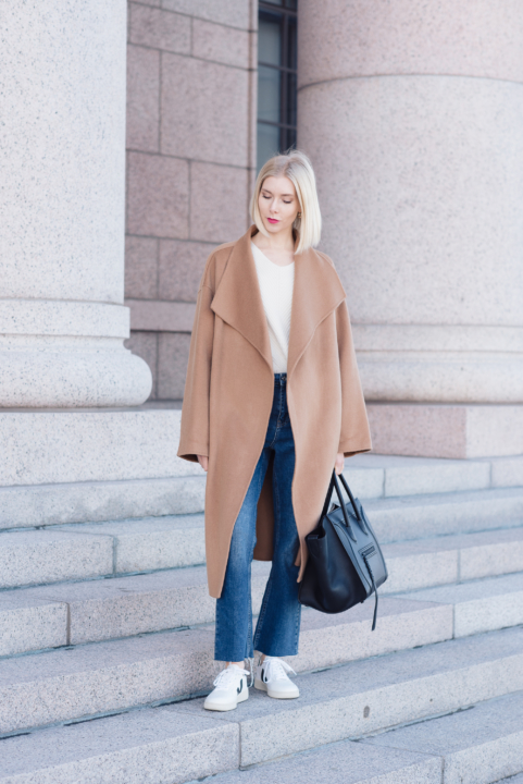 Style Plaza The Curated Camel Coat 2