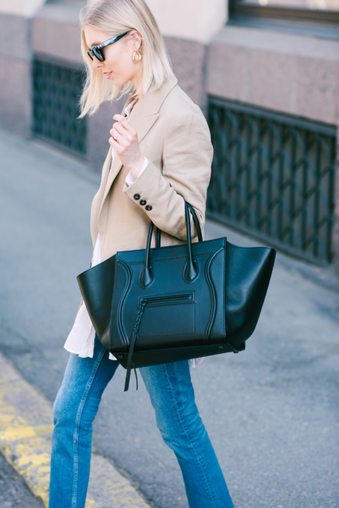 Style Plaza Linen Blazer10