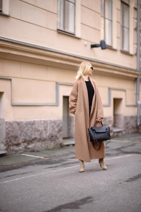 Style Plaza Camel Coat 17