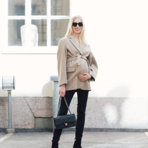 Style Plaza Beige Blazer10