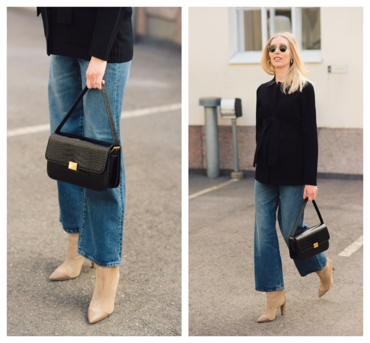 Style Plaza Toteme Flared Jeans