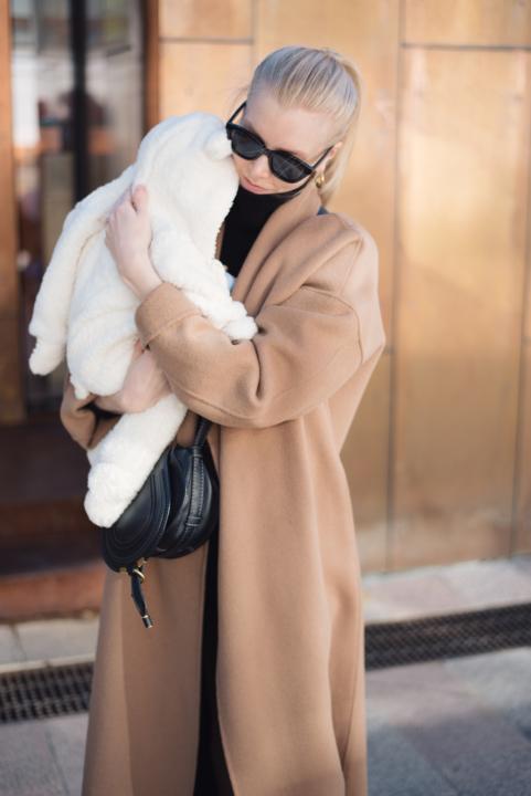Style Plaza Camel Coat20