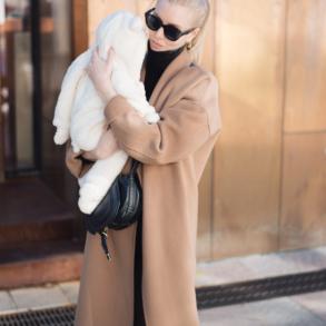 Style Plaza Camel Coat21